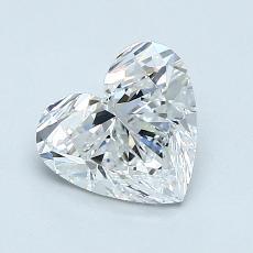オススメの石No.4:1.01 Carat Heart Shaped