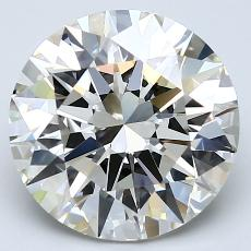 Recommended Stone #1: 4.06-Carat Round Cut Diamond