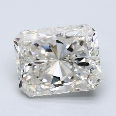 5.02-Carat Radiant Diamond Very Good J SI2