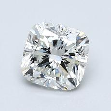 1.01-Carat Cushion Diamond Very Good H SI1