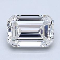 Recommended Stone #2: 1.51-Carat Emerald Cut Diamond