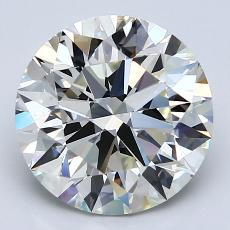 Recommended Stone #4: 3.20-Carat Round Cut Diamond