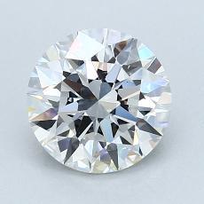 1.51 Carat 圓形 Diamond 理想 E VS1