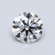 Recommended Stone #3: 0,85-Carat Round Cut Diamond