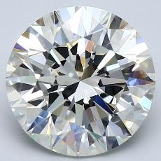 Recommended Stone #4: 4.01-Carat Round Cut Diamond