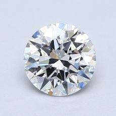 Recommended Stone #2: 0,98-Carat Round Cut