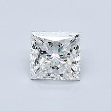 Recommended Stone #2: 0.71-Carat Princess Cut