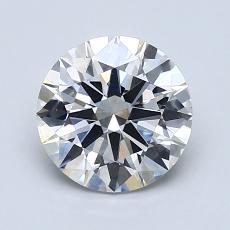 1.51 Carat 圓形 Diamond 理想 H VS2