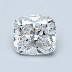 Recommended Stone #4: 1.26-Carat Cushion Cut