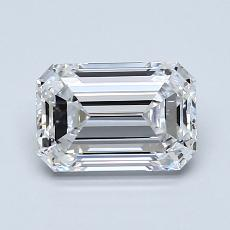 Recommended Stone #3: 1.33-Carat Emerald Cut