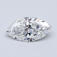 Recommended Stone #3: 0.65-Carat Marquise Cut