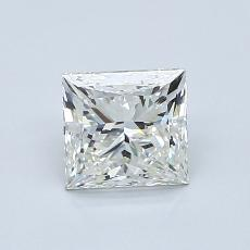 Recommended Stone #3: 1.01-Carat Princess Cut