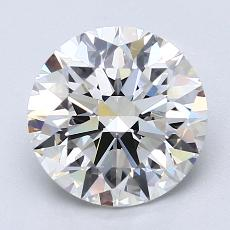 Recommended Stone #4: 2.40-Carat Round Cut Diamond