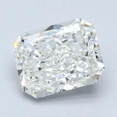 Recommended Stone #2: 1.71-Carat Radiant Cut Diamond