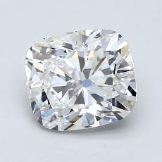 Recommended Stone #2: 1,30-Carat Cushion Cut Diamond