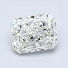 Recommended Stone #1: 1.60-Carat Radiant Cut Diamond