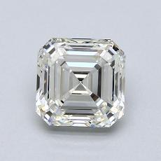 Target Stone: 1.20-Carat Asscher Cut Diamond