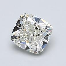 推荐宝石 2:1.21 克拉垫形切割