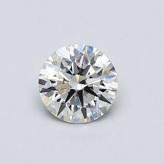 Recommended Stone #1: 0.56-Carat Round Cut Diamond