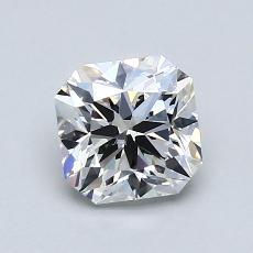 推薦鑽石 #1: 0.96 克拉雷地恩明亮式切割