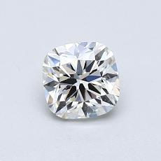 Recommended Stone #4: 0,61-Carat Cushion Cut Diamond
