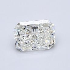 Recommended Stone #3: 0.90-Carat Radiant Cut Diamond
