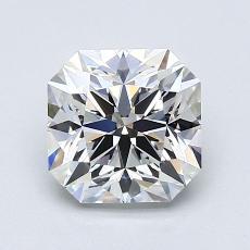 推薦鑽石 #4: 1.07 克拉雷地恩明亮式切割