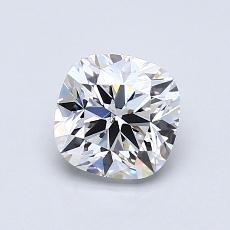 推荐宝石 4:0.92 克拉垫形钻石