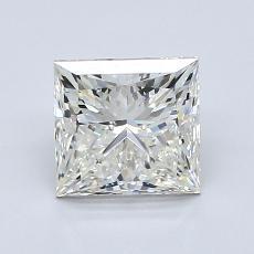 推薦鑽石 #3: 1.51  克拉公主方形鑽石
