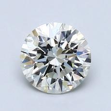 1.21 Carat 圓形 Diamond 理想 K VS1