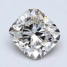 Recommended Stone #3: 2.51-Carat Cushion Cut Diamond