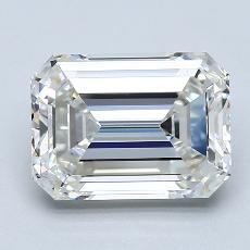 Recommended Stone #2: 3.33-Carat Emerald Cut Diamond
