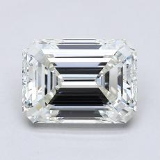 Recommended Stone #2: 1.70-Carat Emerald Cut Diamond