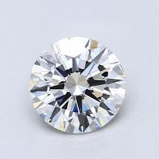 Recommended Stone #1: 1.04-Carat Round Cut Diamond