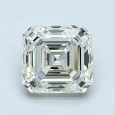 Recommended Stone #3: 1.52-Carat Asscher Cut Diamond