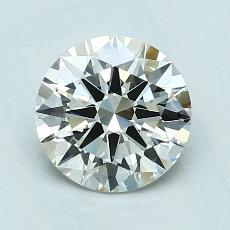 Recommended Stone #3: 1,30-Carat Round Cut Diamond