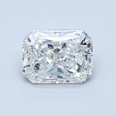 Recommended Stone #4: 1,04-Carat Radiant Cut