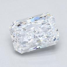 Recommended Stone #4: 1.20-Carat Radiant Cut