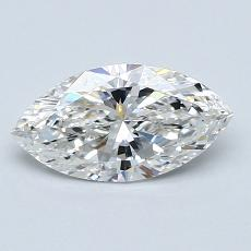 Recommended Stone #1: 1,00-Carat Marquise Cut