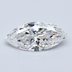Recommended Stone #3: 0.59-Carat Marquise Cut