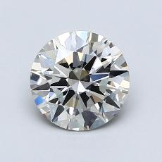 Recommended Stone #1: 1.09-Carat Round Cut