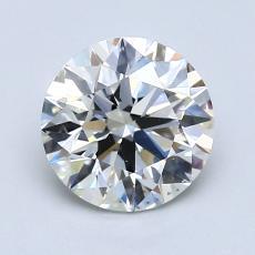 推薦鑽石 #4: 1.50  克拉圓形切割