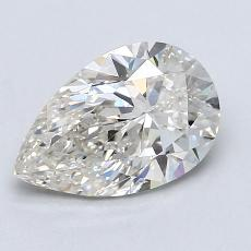 Recommended Stone #3: 1.30-Carat Pear Shaped