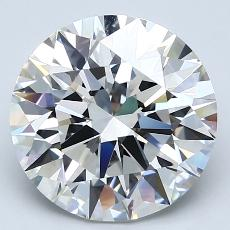 Recommended Stone #3: 4,07-Carat Round Cut