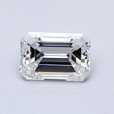 Recommended Stone #4: 0.80-Carat Emerald Cut