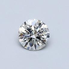 Recommended Stone #1: 0.45-Carat Round Cut
