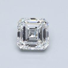 推薦鑽石 #4: 0.77 克拉上丁方形切割