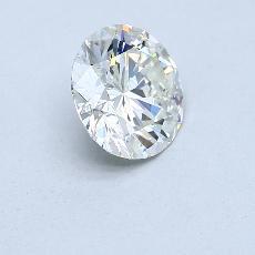 推薦鑽石 #3: 2.01  克拉圓形切割