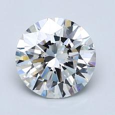 Recommended Stone #3: 1.64-Carat Round Cut