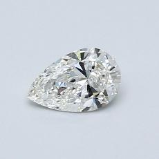 Recommended Stone #1: 0.38-Carat Pear Shaped